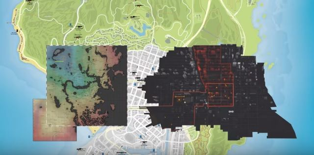 Fallout 4 Vs The Division Vs Gta V Which Game Has The Biggest Map
