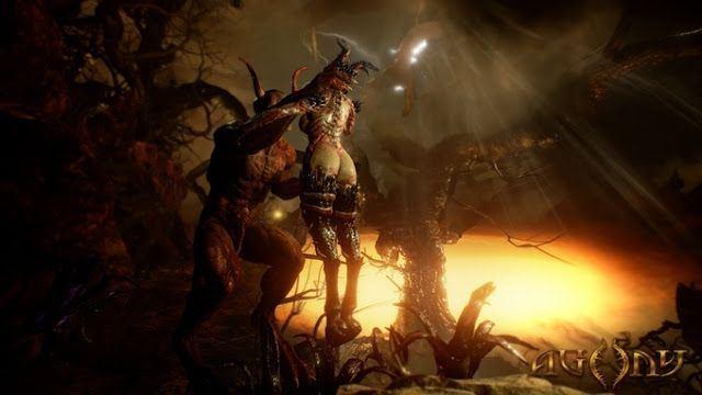 Survival Horror Game Agony is on Kickstarter