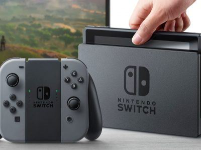 Nintendo Switch - Technical Specifications