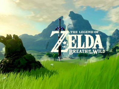 Legend of Zelda: Breath of the Wild, first 90 minutes