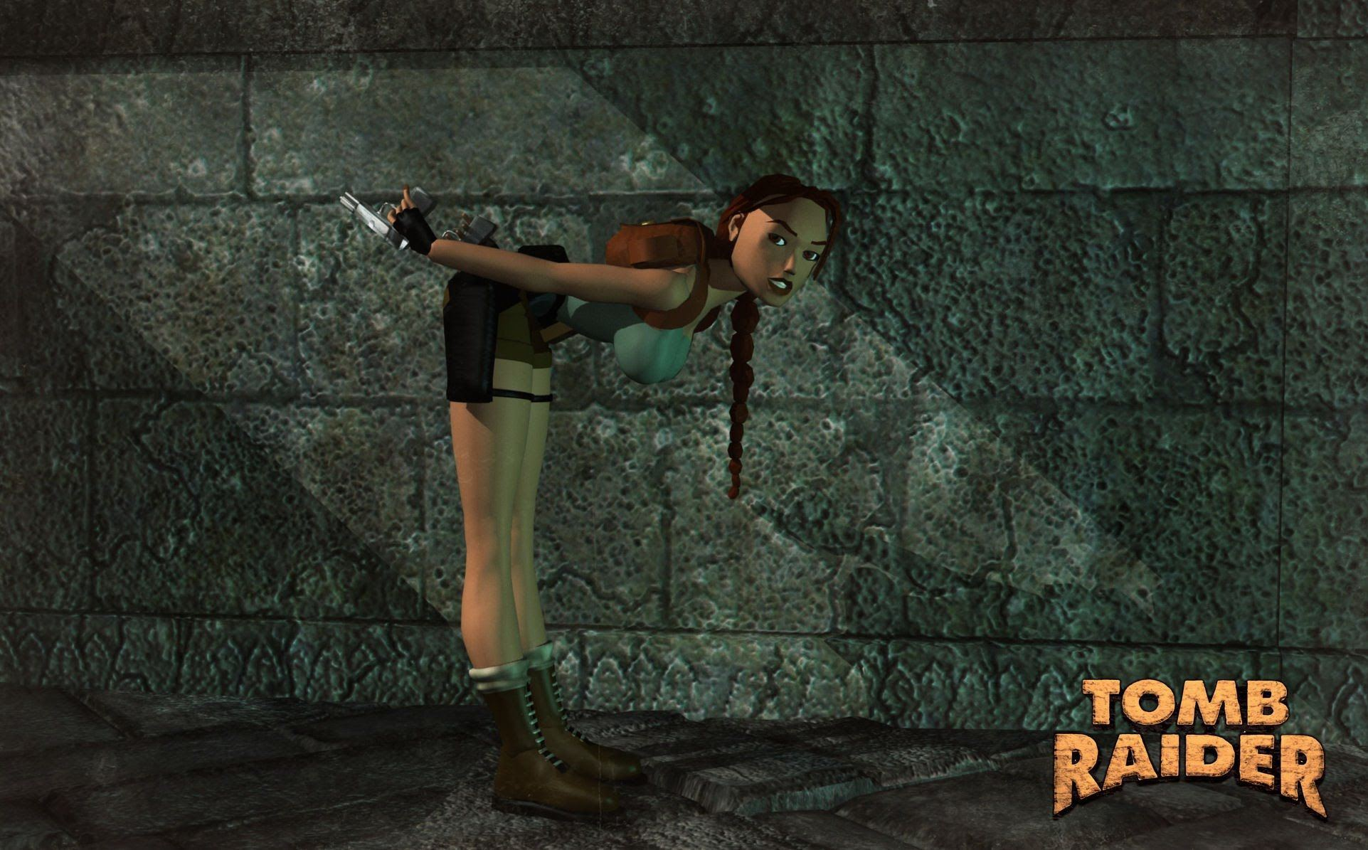 Tomb raider nudity fucked gallery