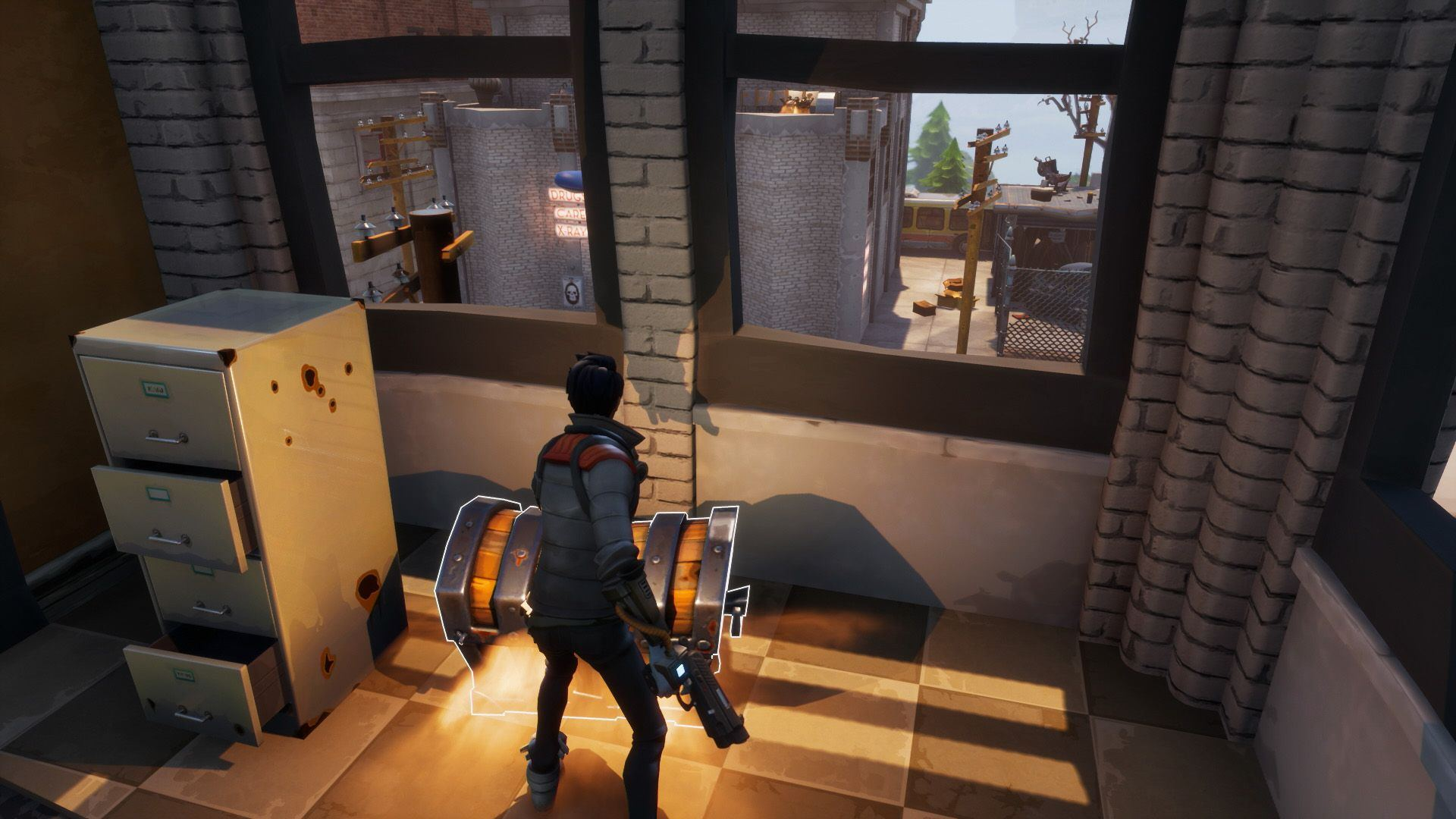 Fortnite Is Available In Early Access With Launch Screenshots Game