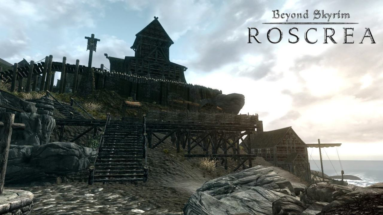 beyond skyrim  roscrea teaser trailer is out
