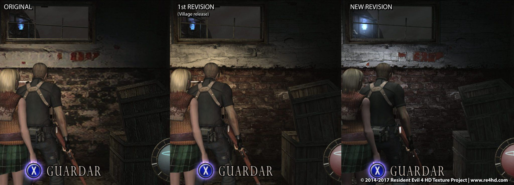 Resident Evil 4 HD Mod Project Revealed New Improved Screen-shots