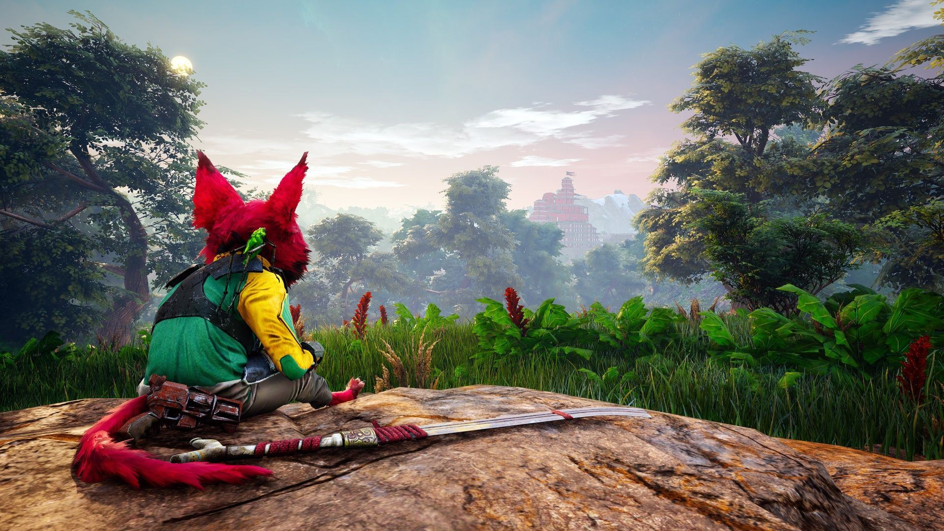 THQ Nordic making open-world post-apocalyptic kung-fu action-RPG called Biomutant