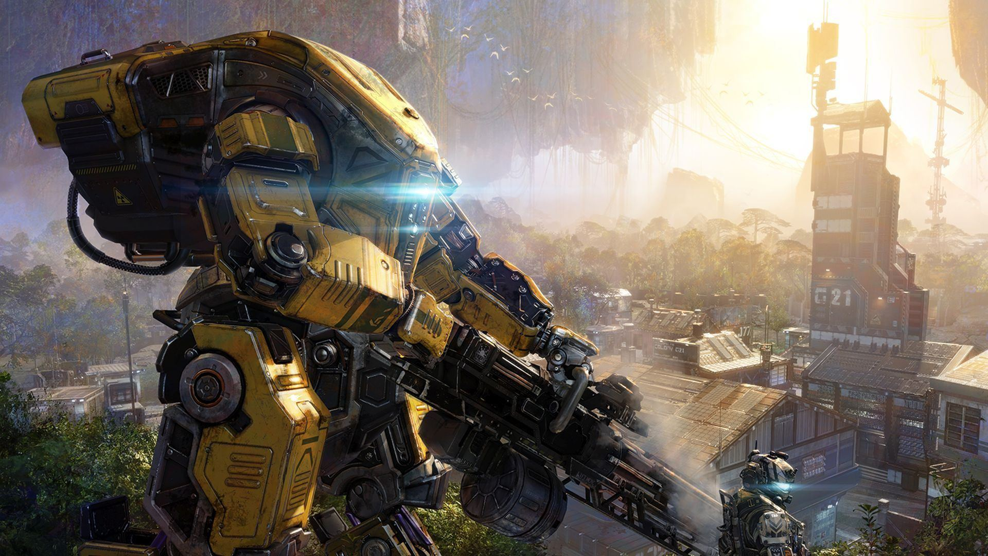 Titanfall 2 is now free through EA and Origin Access - Game