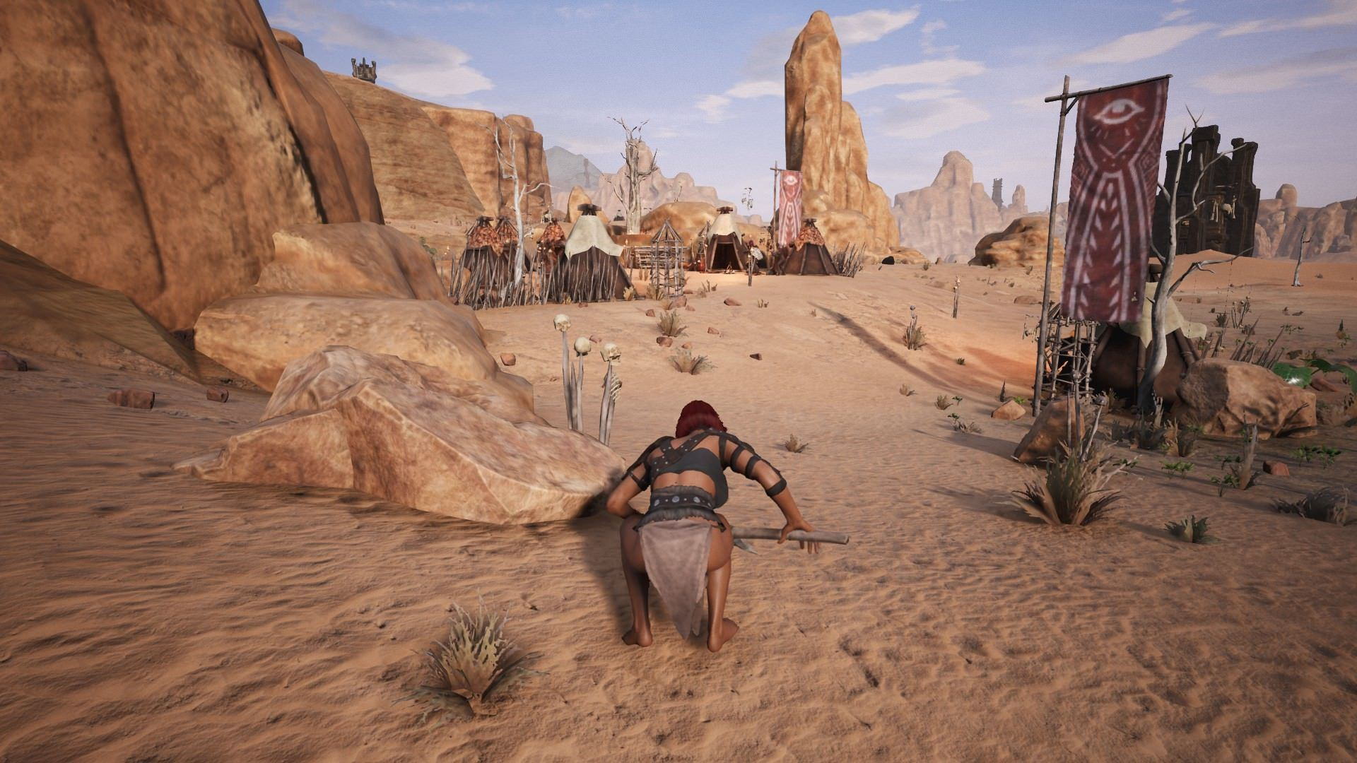 Conan Exiles Early-Access Review - Game News Plus