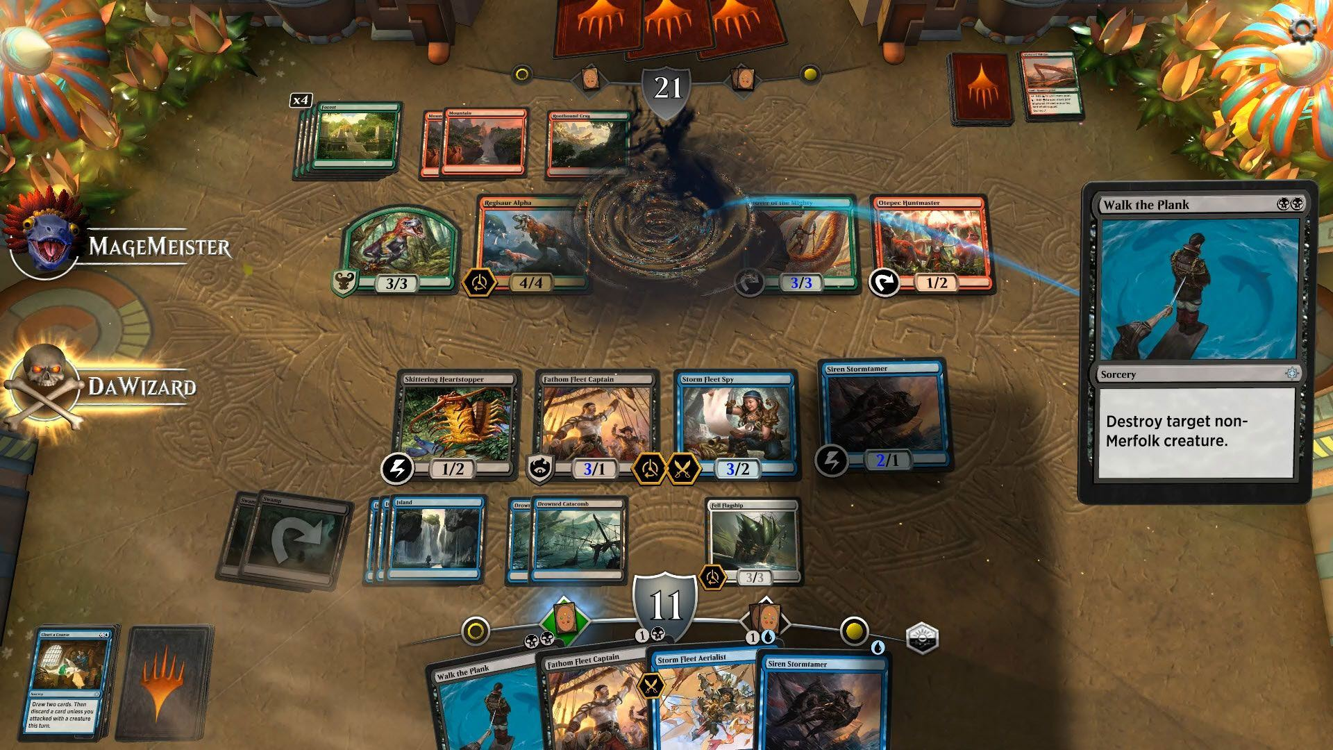 New Magic: The Gathering Arena PC game