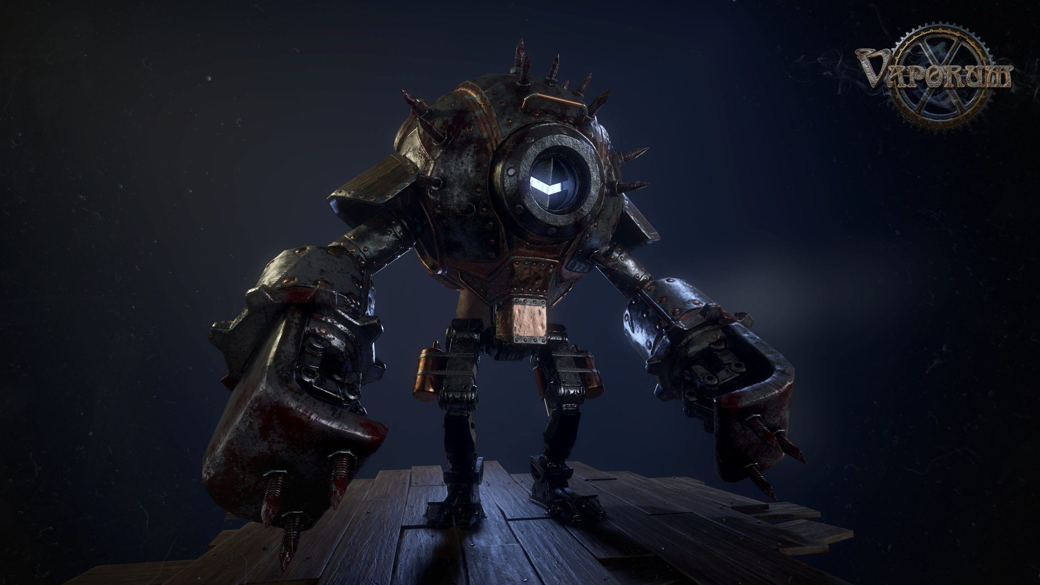 Steampunk Dungeon Crawler Vaporum Is Out Game News Plus