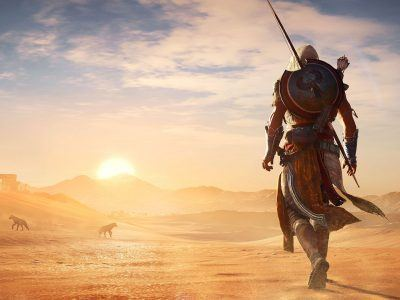 The new Assassin's Creed: Origins trailer gives goosebumps