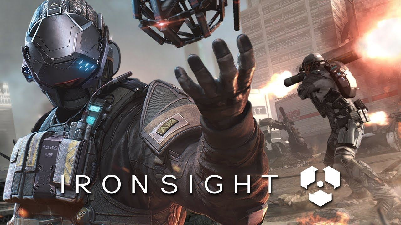 Ironsight Pc