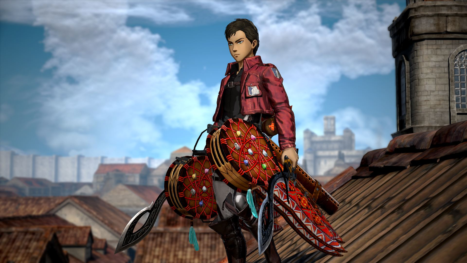 New Details On Attack Titan 2 Are Here Game News Plus Sony Ps4 Research Room Training Facilities Regiment Store And Administration Office Will Be Available For Us To Visit We Able Get