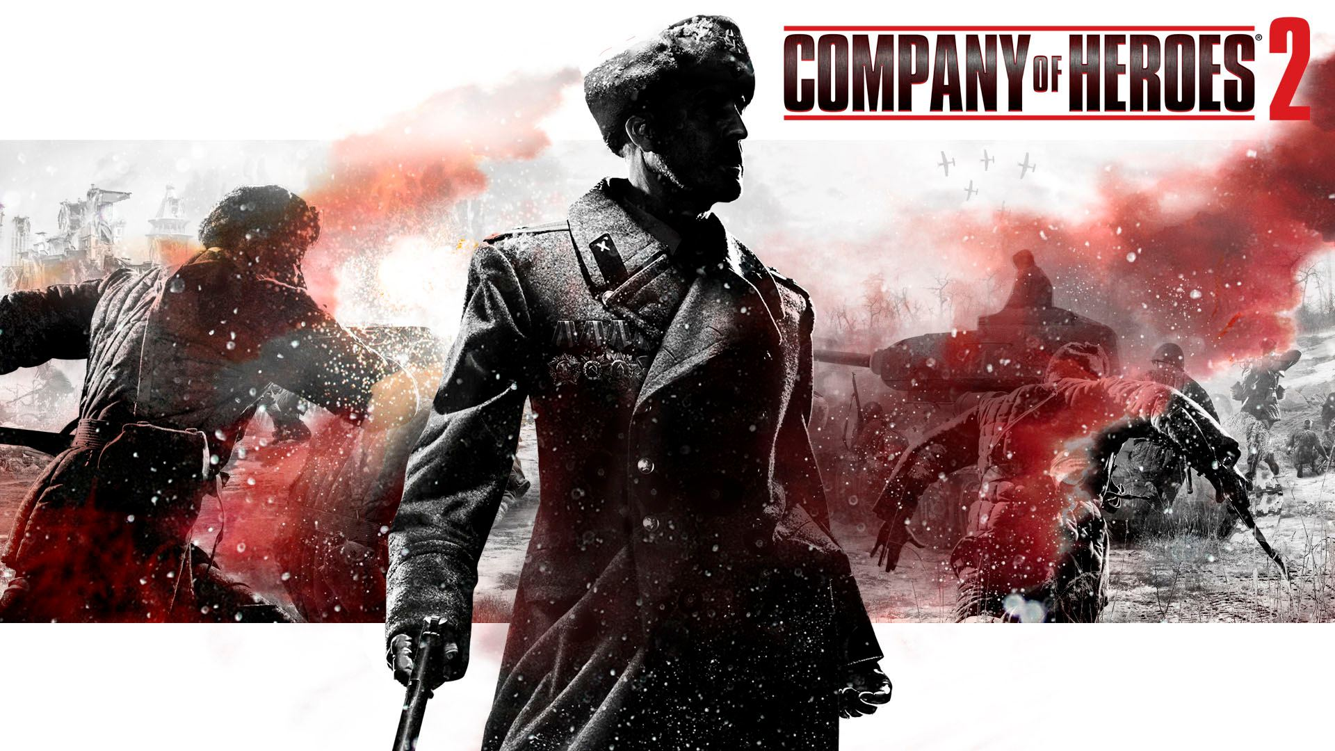 company of heroes 2 is now free on humble store for a limited time game news plus. Black Bedroom Furniture Sets. Home Design Ideas