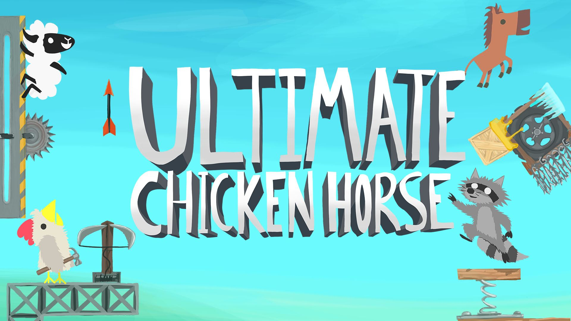 Ultimate Chicken Horse Hits Ps4 Coming Soon To Xbox One