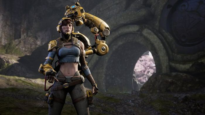 Epic Games Is Giving Away All The Assets Of Paragon For Free Game