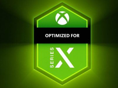 Optimized for Series X