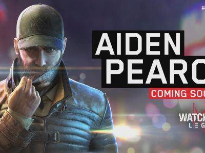 Aiden Pearce