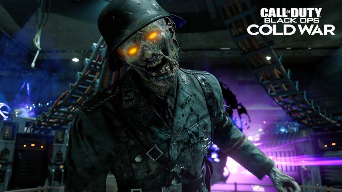 Call of Duty Black Ops - Cold War's Zombies