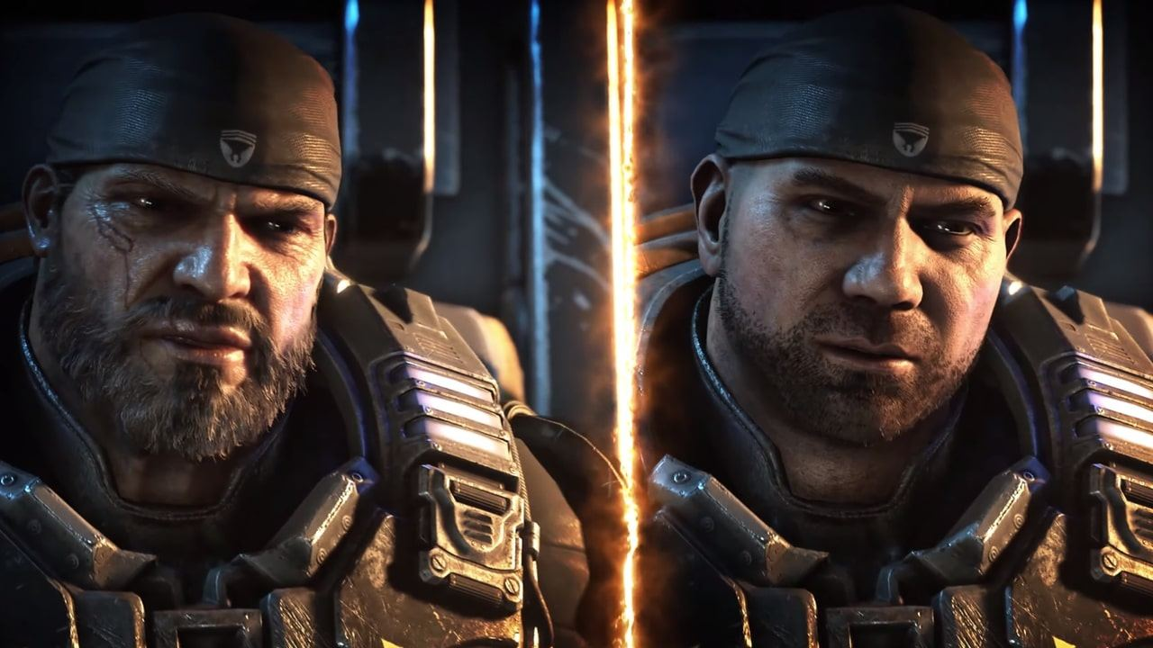 Next Update for Gears 5 Allows You to Reformat Marcus Fenix as Dave Bautista