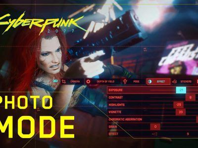 Cyberpunk 2077 Photo Mode