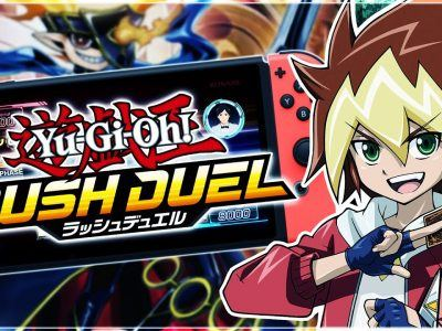 New Yu-Gi-Oh Game Announced for Nintendo Switch