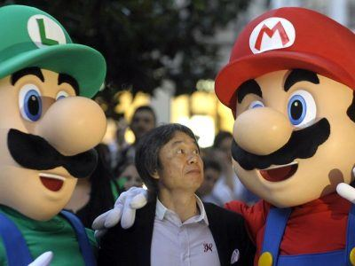 Shigeru Miyamoto Says His Kids Play Too Many Sega Games