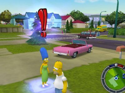 The Simpsons Hit & Run Achieves Its Goal With Thousand Signatures