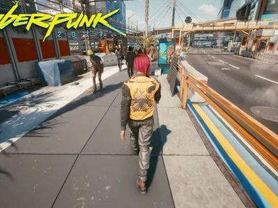 Cyberpunk 2077 Now Completely Third-Person Playable