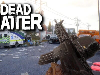 Dead Matter The Most Realistic Open World Zombie Game