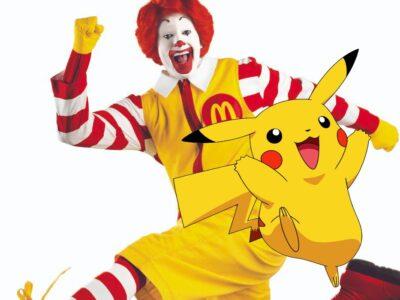 McDonald's Adds Pokémon Cards to Happy Meals