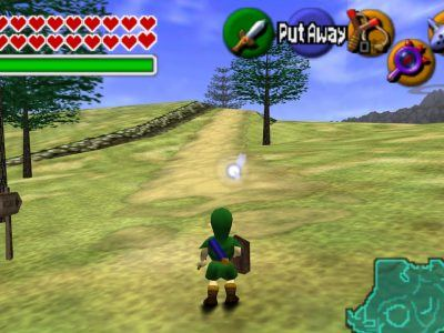 The Legend Of Zelda Ocarina Of Time Could Be Coming To Switch