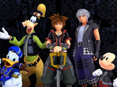 All Kingdom Hearts Series Finally Comes to PC