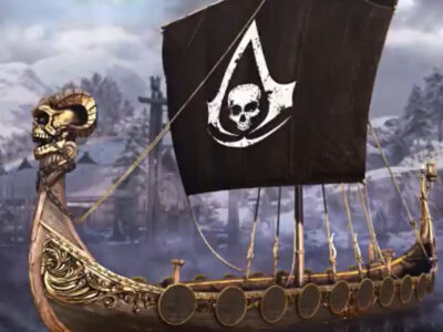 Assassin's Creed Valhalla Is Getting Black Flag DLC