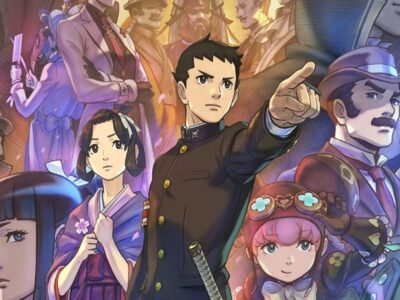 Great Ace Attorney Chronicles Displayed for PS4, PC and Nintendo Switch