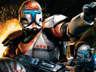 Star Wars Republic Commando Goes to Switch