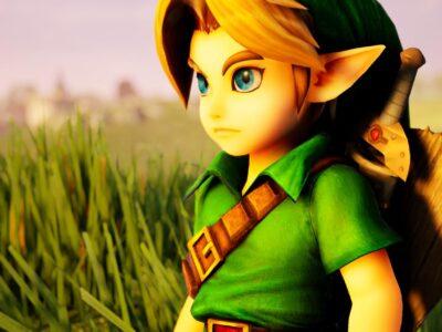Nintendo fans in Awe in The Legend of Zelda: Ocarina of Time Unreal Engine Remake
