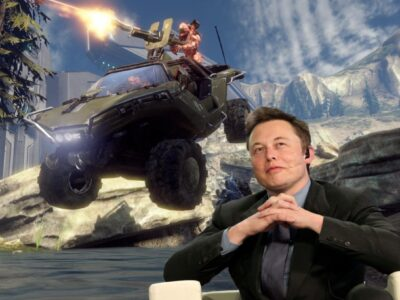 Xbox Wants to Make IRL Warthog with Elon Musk