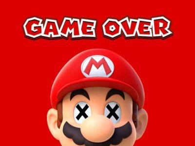 Super Mario Dies