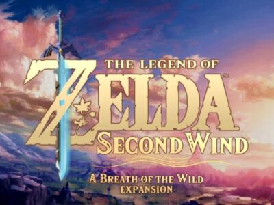 zelda second wind