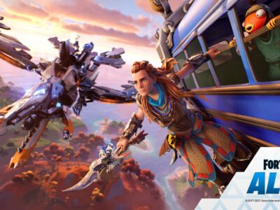 Horizon Zero Dawn and Horizon Forbidden West's Aloy Officially Join Fortnite