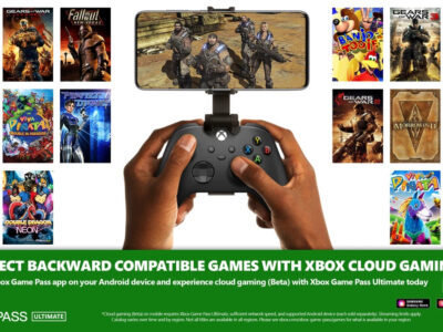 Microsoft Adds Touch Controls to Xbox Game Pass's Cloud-Enabled Line