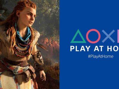 PS4 Play At Home