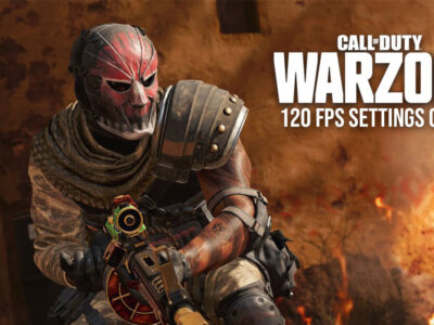 Call of Duty Warzone Now Has 120FPS Support On PS5
